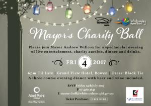 Whitsundays Mayors Charity Ball 2017