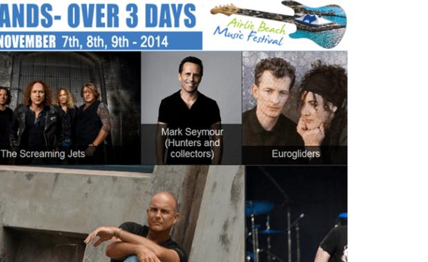 Airlie Beach Music Festival
