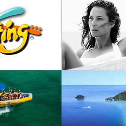 Ocean Rafting & One & Only Hayman Island