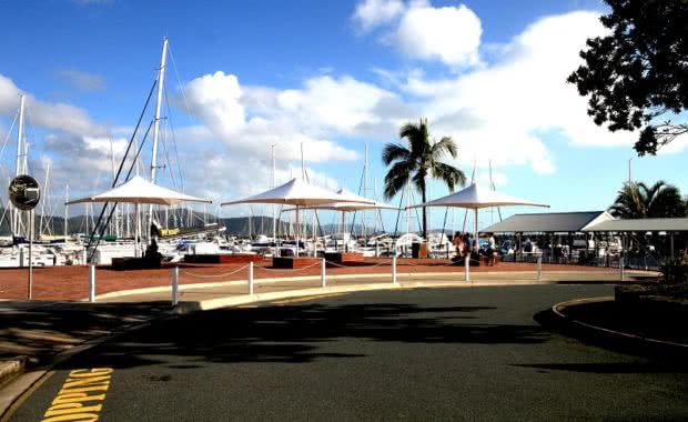 Coral Sea Marina Resort Esplanade