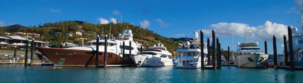 Superyacht Berth Booking Form Abell Point Marina