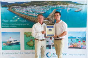 5 Gold Anchor Global Marina Accreditation