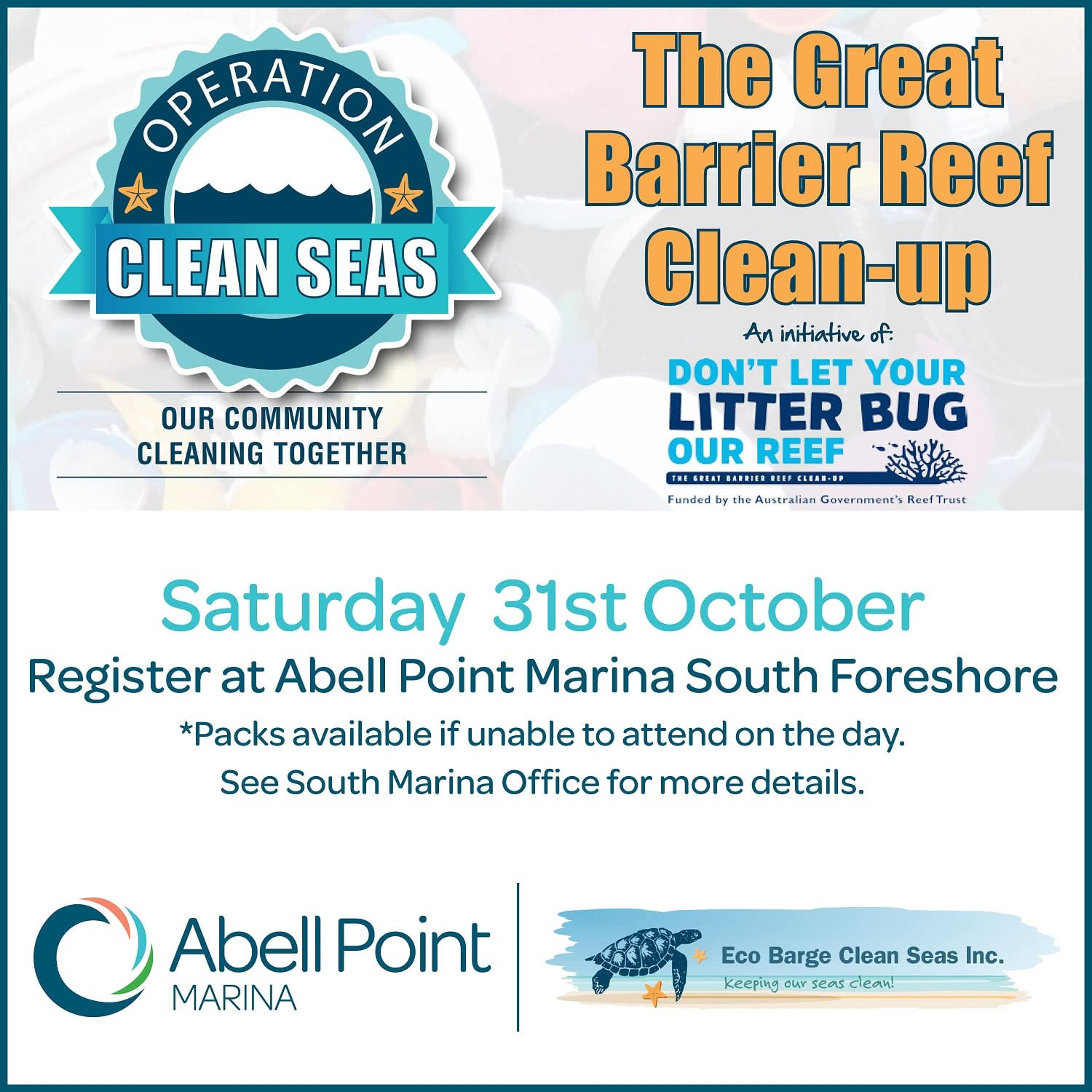 Great Barrier Reef Clean-Up