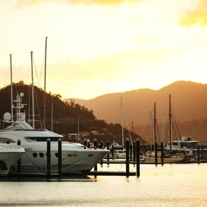 AUSTRALIA GOVERNMENT LISTENS TO SUPERYACHT INDUSTRY