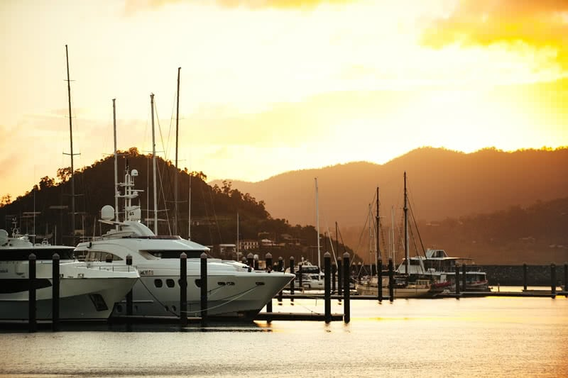 Australia 'Open for Business' for visiting Superyachts