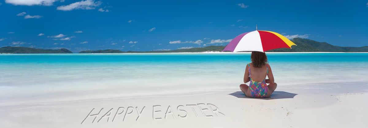 Happy Easter from Abell Point Marina