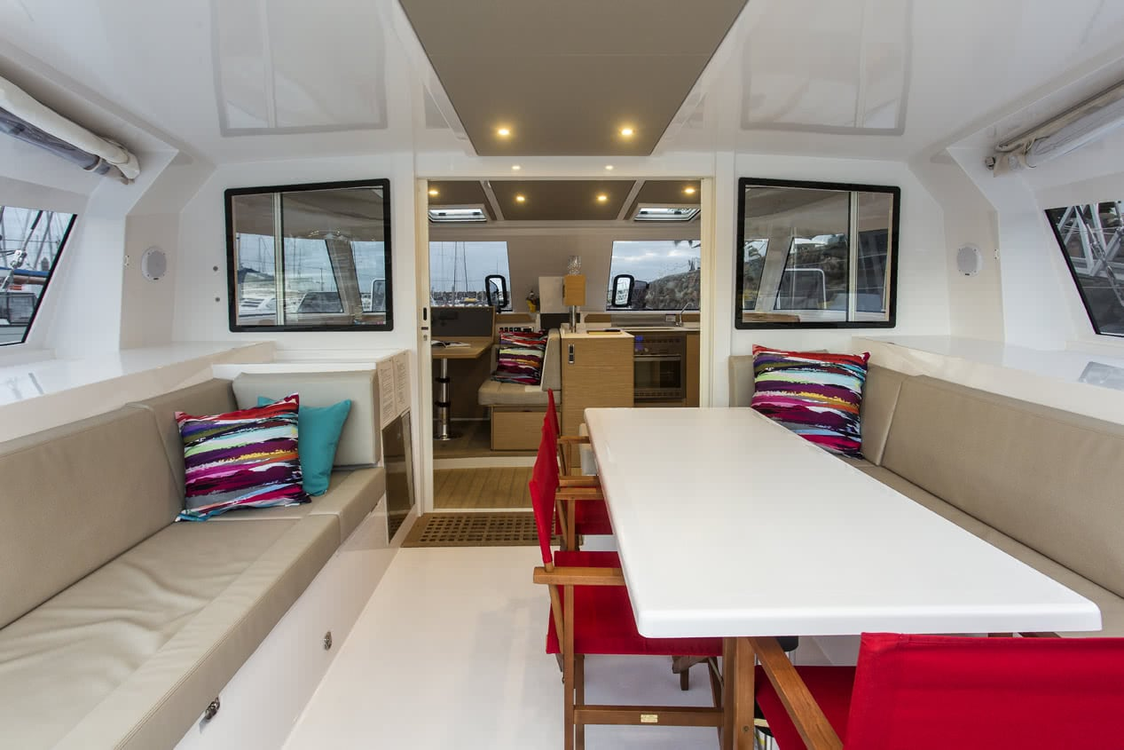 Tenant News: Whitsunday Escape introduces new Nautitech Open 40