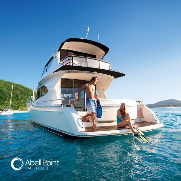 Abell Point Yacht Club Reef Cruise