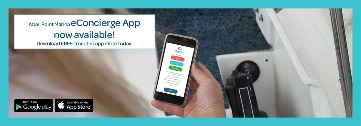 Abell Point Marina launches eConcierge app