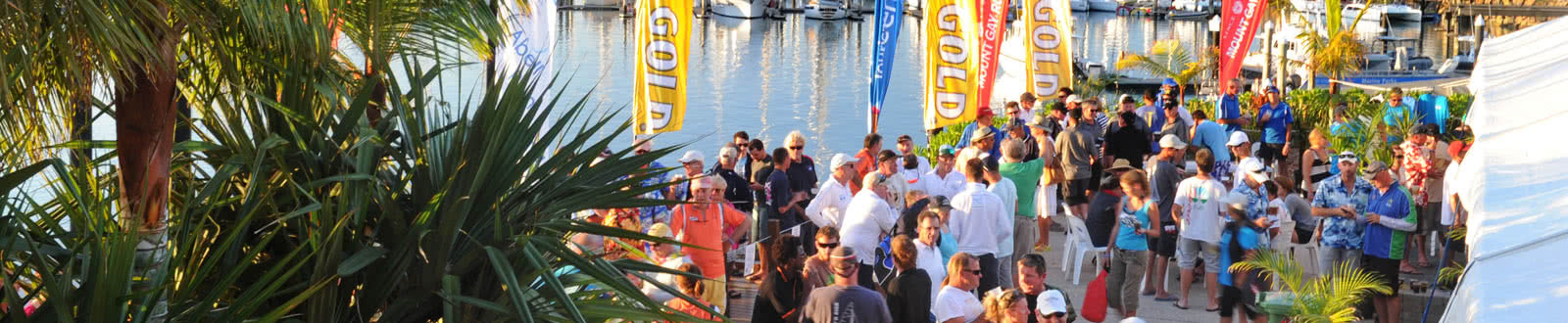Abell Point Marina Events 2016