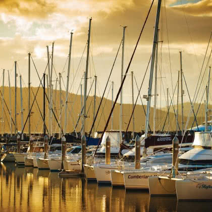 Per Metre Berth Rates Introduced, A New Berth for Abell Point Marina